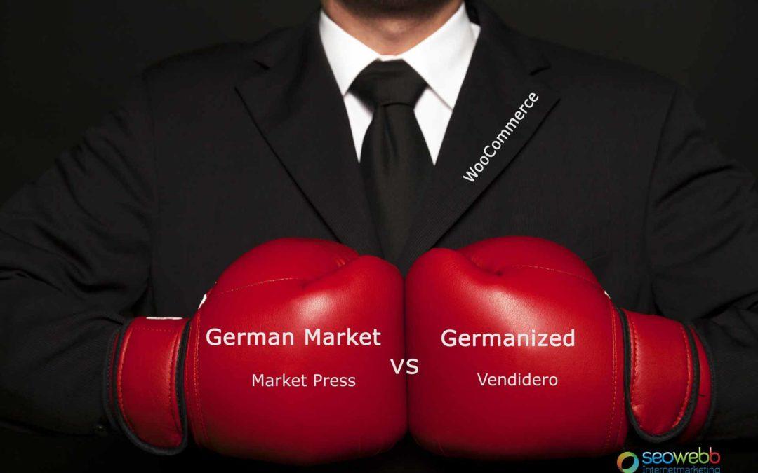 WooCommerce German Market oder WooCommerce Germanized
