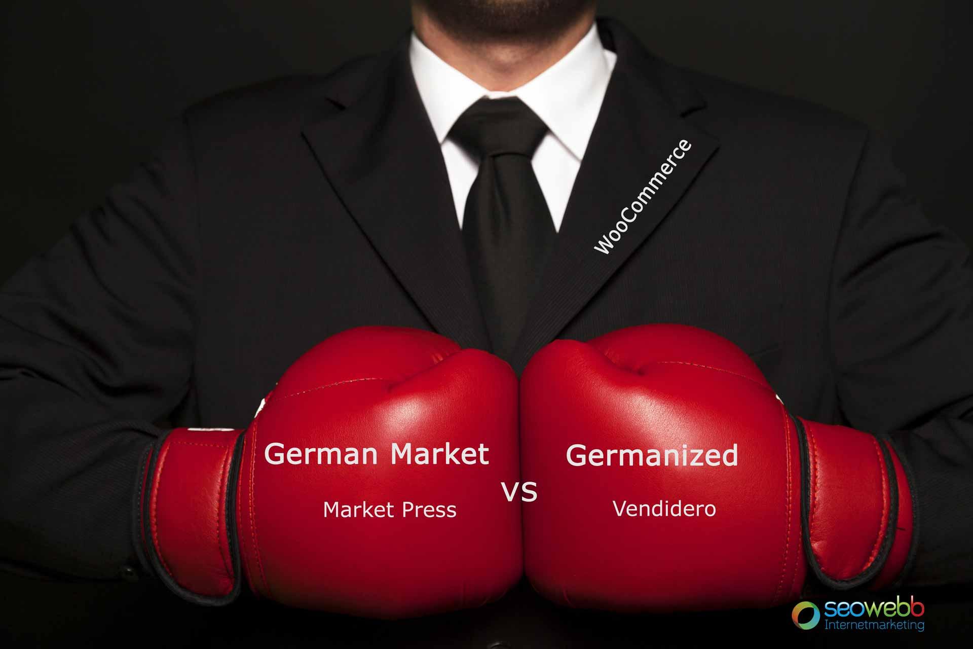 Um einen WooCommerce Shop rechtssicher betreiben zu können, brauchen Sie entweder das Tool WooCommerce German Market oder WooCommerce Germanized. Wir erklären Vor- und Nachteile der jeweiligen Tools.